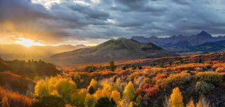 Colorful Colorado Landscape